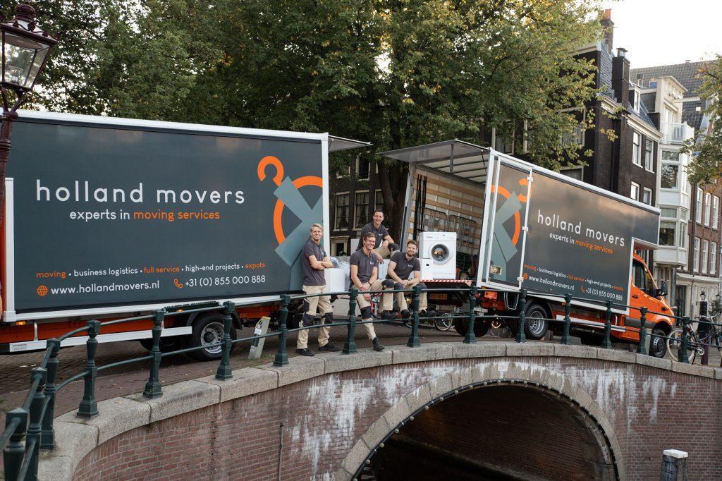 zakelijk verhuizen met holland movers