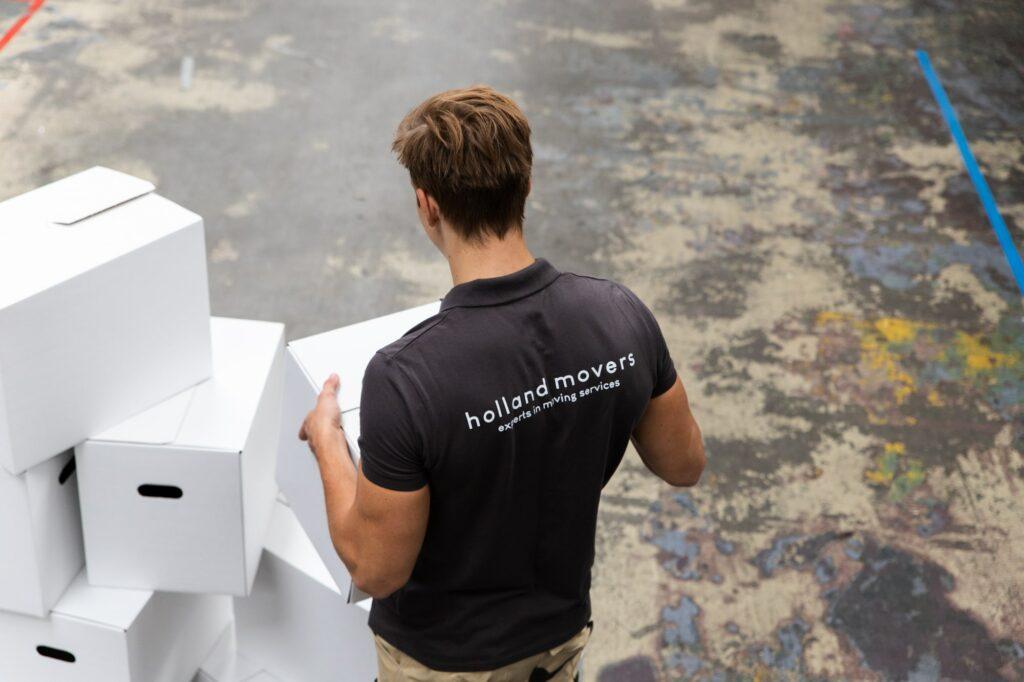 verhuizen met holland movers verhuisdozen meenemen