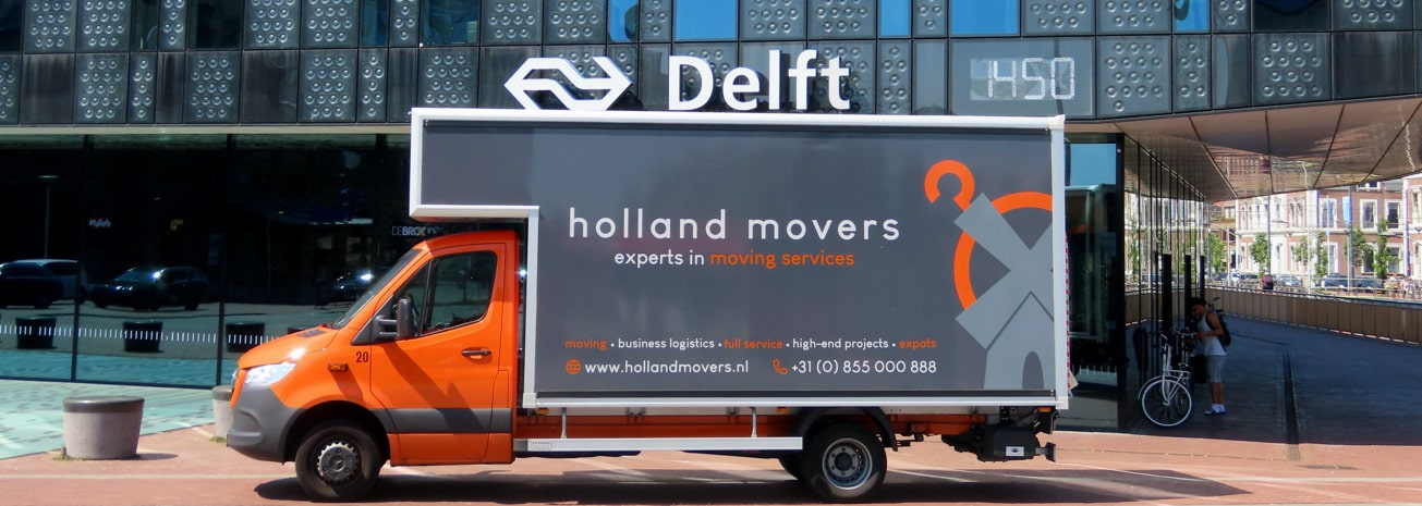 Verhuisbedrijf Delft